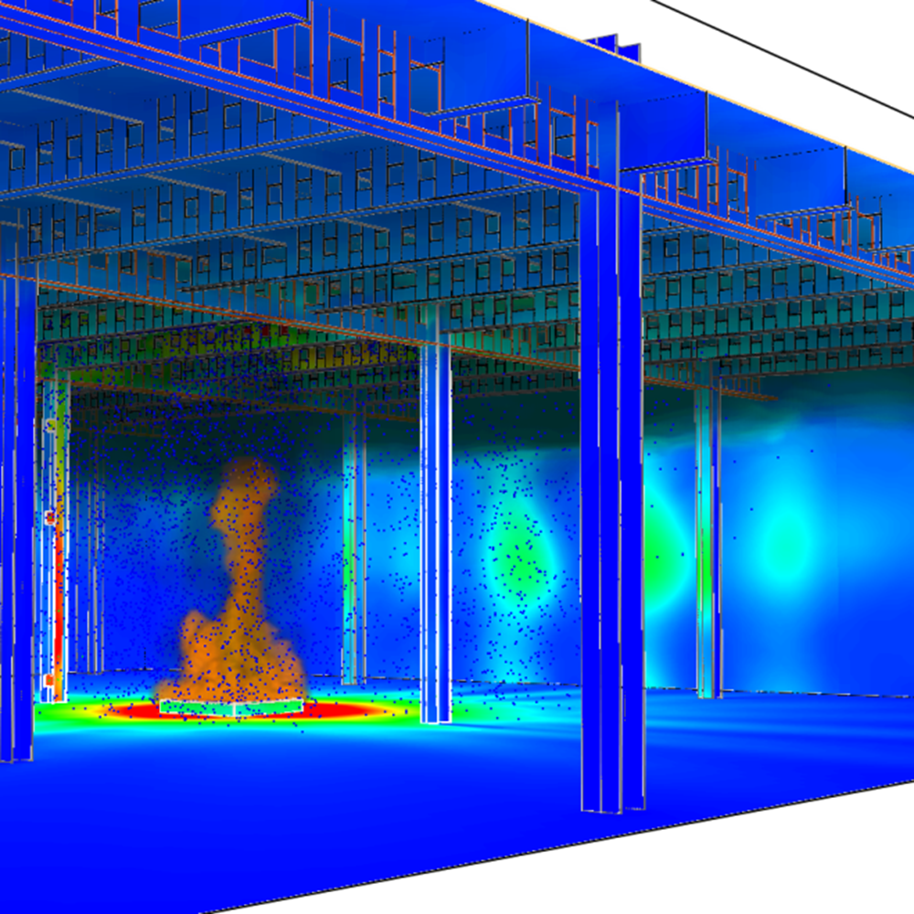 Garment hanging warehouse - fire engineering model.png