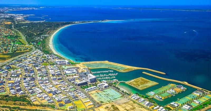 Port Coogee, Western Australia