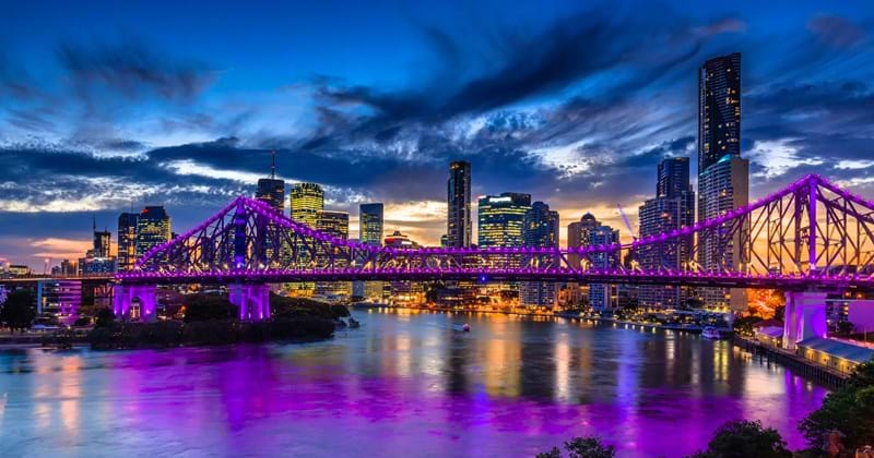 Story Bridge, Brisbane Australia
