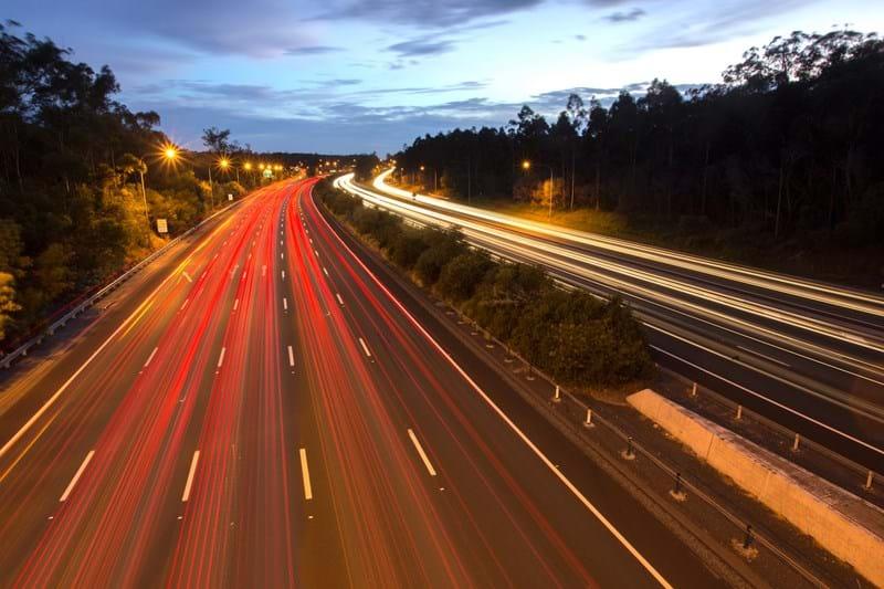 Motorway, Queensland Australia
