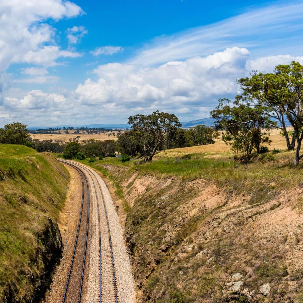 Inland Rail, Australia