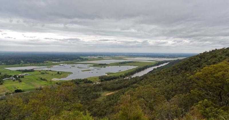 Hawkesbury River, NSW Australia
