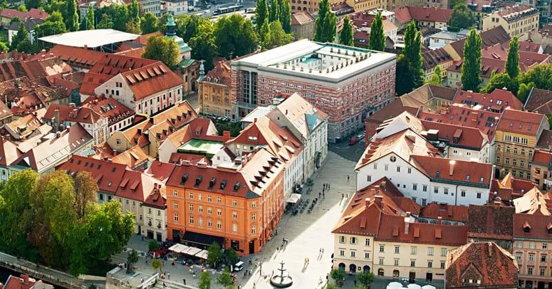 Ljubljana Green Capitals Winner 2016